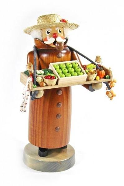 Gemüsehändler Räuchermann