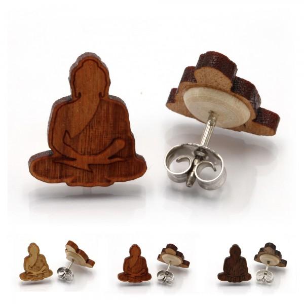 Buddha - Miriquidi Ohrstecker