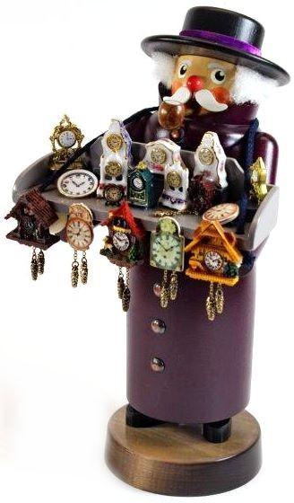 Uhrenhändler Räuchermann