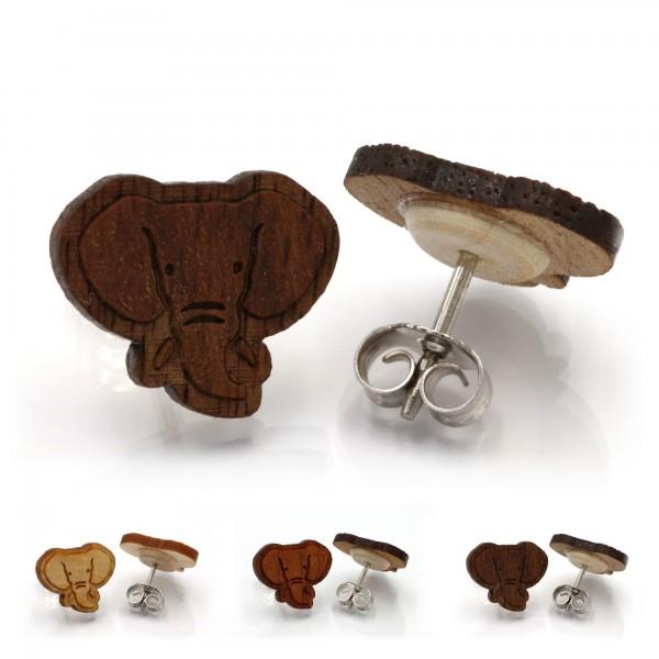 Elefant - Miriquidi Ohrstecker