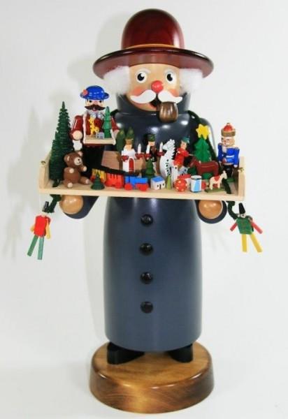 Spielzeughändler Räuchermann 33cm